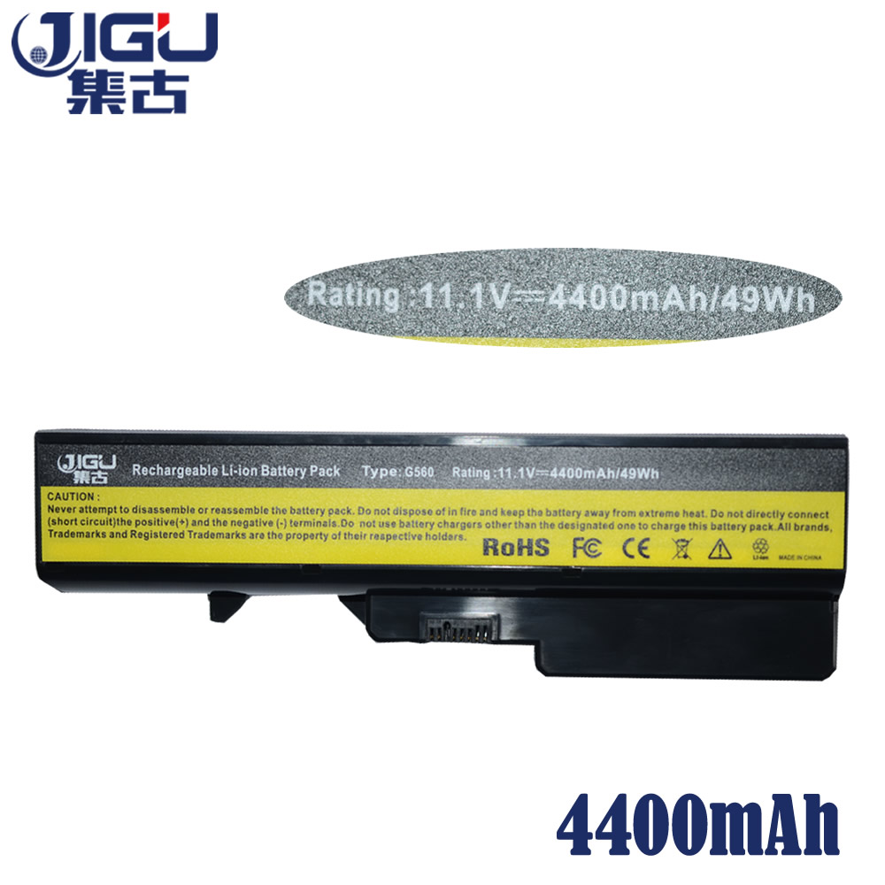 Image 4 - JIGU Laptop Battery L09M6Y02 L10M6F21 L09S6Y02 L09L6Y02 For Lenovo G460 G465 G470 G475 G560 G565 G570 G575 G770 Z460-in Laptop Batteries from Computer & Office