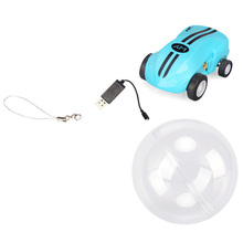 Mini Special Effects Chariot Toy High Speed Stunt Car Decompression Racing Model 360 Degree Rotation Usb Charging For Kids