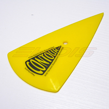 1PC Free shipping Car vinyl Film Sticker wrapping tool Pointed end Squeegee Scraper size 15.6*8.50cm vehicles decal tools A29