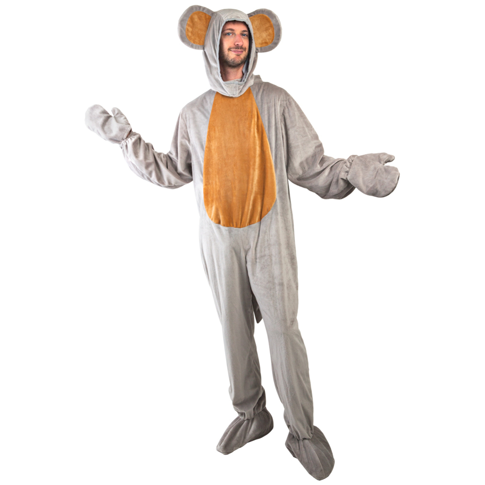 Adult Funny Mouse Costume Halloween Animal Theme Party Cosplay
