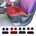 Three Suits Warmer Seat Cushion Wool Car Plush Heater Pad Heating Soft Car Seat CarAccessories Car Styling with Good Quality