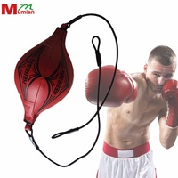 Double End Boxing Speed Ball Fitness Vent Ball Hanging Boxing Sandbag Training Punching Bag Professional Speed