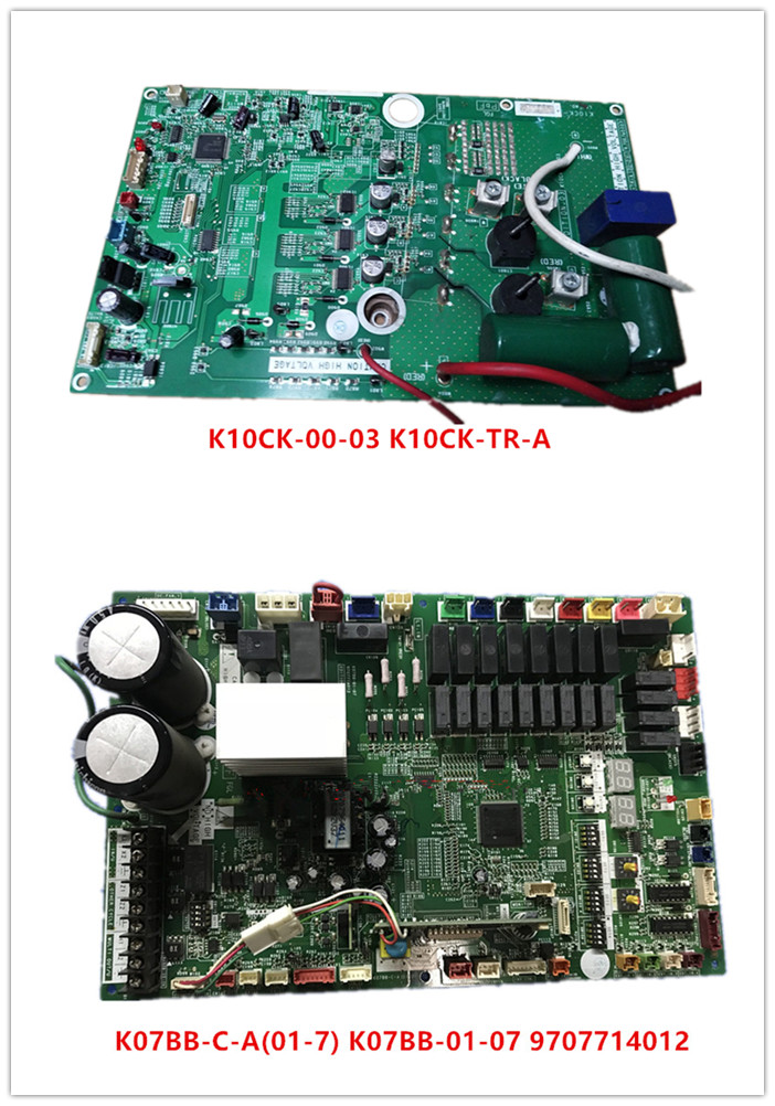 K07BB-C-A(01-7) K07BB-01-07 9707714012/K10CK-00-03 K10CK-TR-A Good Working USED