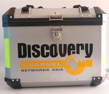 Professional Alumnium Alloy Motorcycle Trunk custom size motorcycle luggage box MY top case