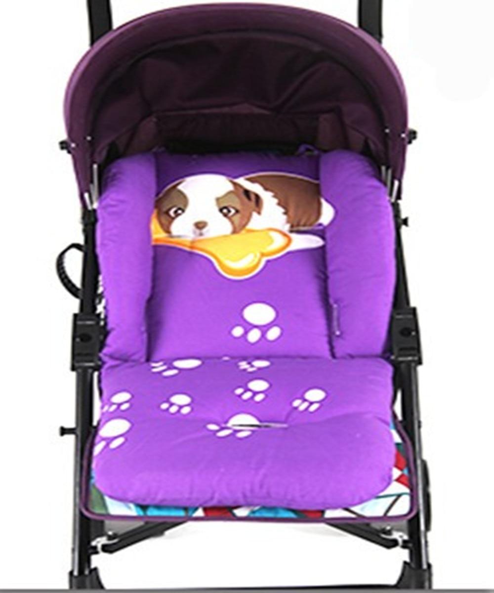 Cochecito de bebé Cojín del asiento Cojín del cochecito Cojín - Actividad y equipamiento para niños - foto 1