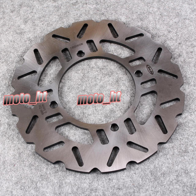 Arashi Rear Brake Disc Rotor For Kawasaki 2007 2008 2009 2010 Z750 Z1000 GTR1400 ZZR1400