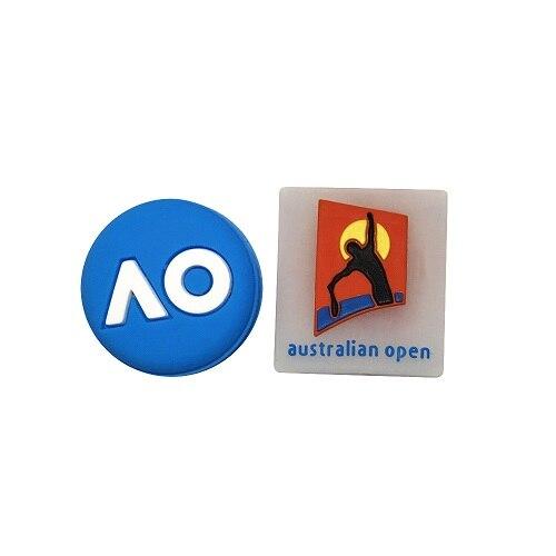 Американский Открытый Виброгаситель и австралийский открытый гаситель/Теннисная ракетка вибрационные гасители/Теннисная ракетка - Цвет: au