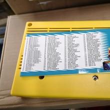 Alta qualidade Cartucho de Jogo NEOGEO MVS 161 em 1 para Machince ou AES SNK Arcade Console com Adaptador NEO