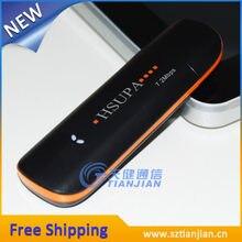 TIANJIE – clé Modem Usb 3G universelle sans fil, haute vitesse, 7.2Mbps, HSUPA/HSDPA/WCDMA, avec emplacement pour carte Sim, offre spéciale