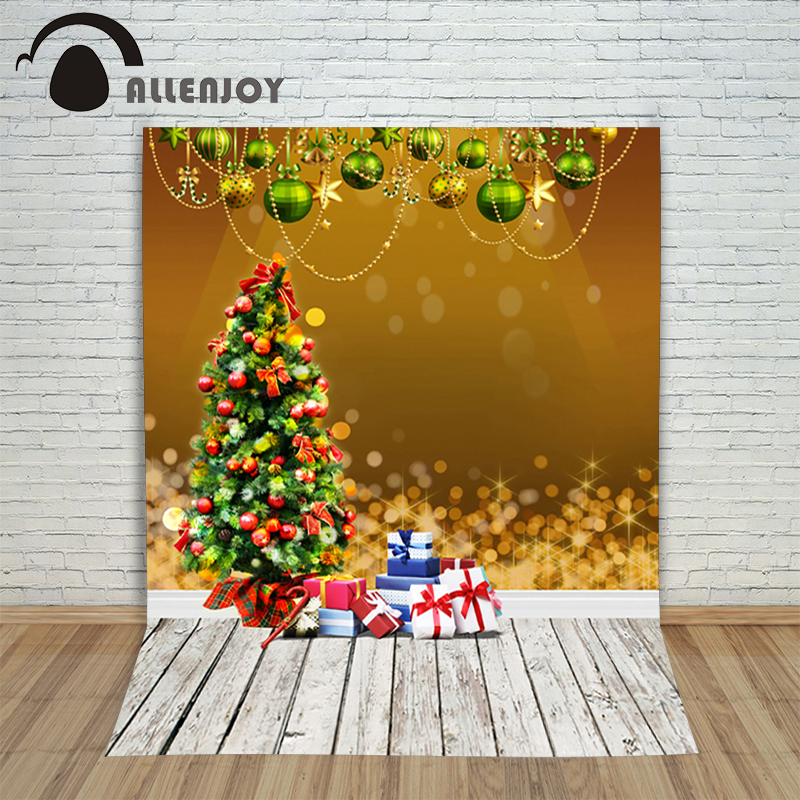 Christmas background pictures vinyl Tree of trees child photocall new Year decoration wonderland photo studio backdrop