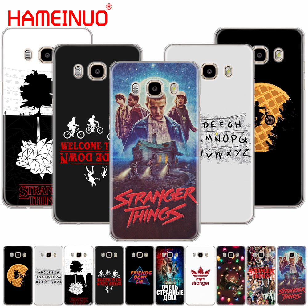 HAMEINUO stranger things cover phone case for Samsung Galaxy J1 J2 J3 J5 J7 MINI ACE 2016 2015 prime