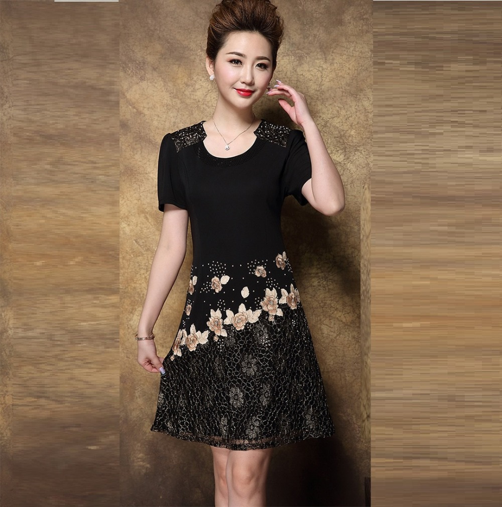 Online Get Cheap Crochet Rhinestones Dress Aliexpress Alibaba