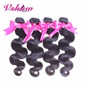 Malaysian Body Wave 3pcs Malaysian Virgin Hair Bundle Deals 100% Human Hair Extension Body Wave Grade 8A V SHOW Hair Products