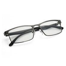 41db32650bae67 Nieuwe Collectie Zwarte mannen Volledige Velg Bijziendheid Leesbril Metalen  Bijziend Brillen vrouwen bril voor sight-1.0 te-6.0 .