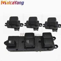 1set Front Left Electric window switch for Nissan Pathfinder R51 Navara D40 04 16 25401 4X01D 254014X01D