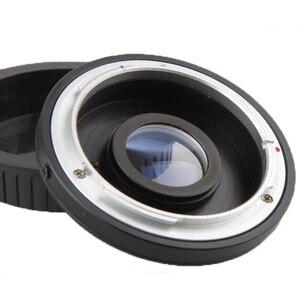 Image 2 - Cho FD EOS FD CANON FD Lens Adapter Ring Với Thủy Tinh Quang Học Tập Trung Vô Cùng gắn kết để cho canon eos ef máy ảnh 500d 600d 5d2 6d 70d