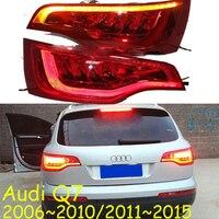 2011 ~ 2015/2006 ~ 2010 Q7 фонарь, Q 7, автомобильные аксессуары, светодиодный, TT, Q7 все гольфкарты оснащены S3 S4 S5 S6 S7 S8; Q7 задних фонарей