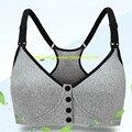 1 pc de amamentação de algodão maternidade enfermagem bra bra yoga roupa interior para as mulheres grávidas enfermagem materno-feeding bra saúde sem anel