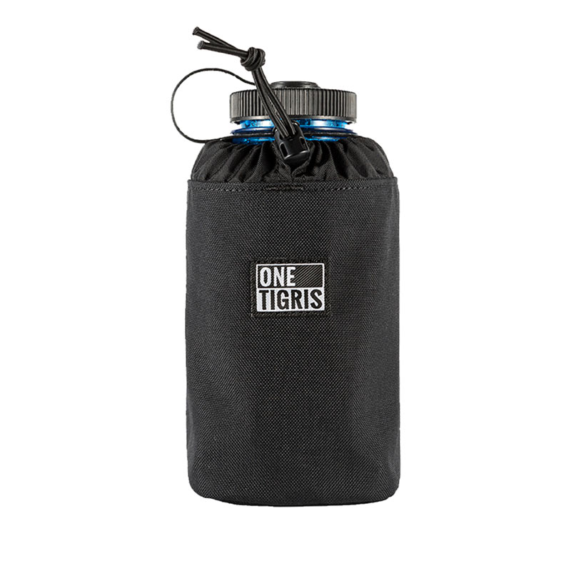 OneTigris Tactical Sports Bottles Pouch MOLLE Camping SNIPER EDC Water Bottle Holder Bag Plus Size Drawstring Bottle HolderOneTigris Tactical Sports Bottles Pouch MOLLE Camping SNIPER EDC Water Bottle Holder Bag Plus Size Drawstring Bottle Holder