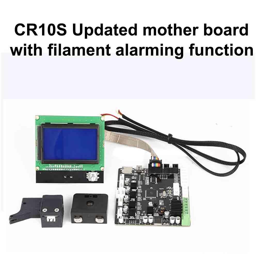 Factory Supply CREALITY 3D CR-10 Printer Upgrade Parts New Motherboard + Filament Monito ...