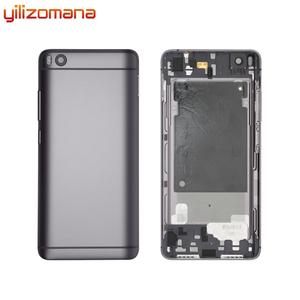 Image 3 - YILIZOMANA Original Replacement Battery Back Cover For Xiaomi Mi 5S Mi5S M5S Phone Rear Door Housings Hard Case Free Tools
