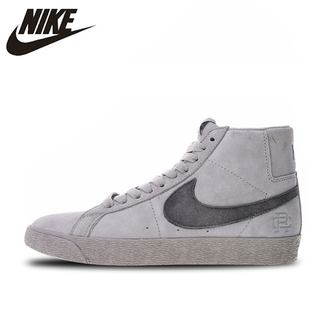 Nike Zoom SB Blazer Mid Reigning Champ Skateboarding Shoes Sneakers Sports for Men AH9166-016 40-44