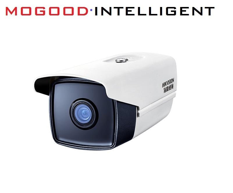 HIKVISION DS-2CD3T36WD-I5 Ultra-Low Light CCTV H.265 IP Bullet Camera 3MP Support ONVIF PoE IR 50M Waterproof Outdoor hikvision cctv ip camera ds 2cd2t85fwd i5 i8 8mp real time video ir bullet camera network poe 80m ir range