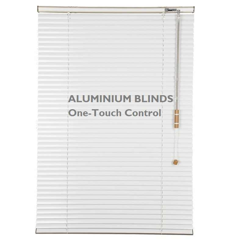 Manual/Electric motorize aluminium venetian blinds,wands&cords mechanism one side aluminium track,customize size