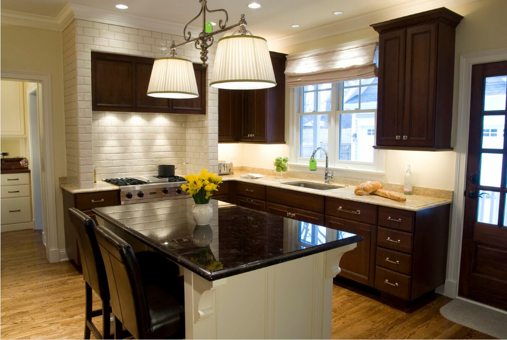 Kitchen Cabinets Island