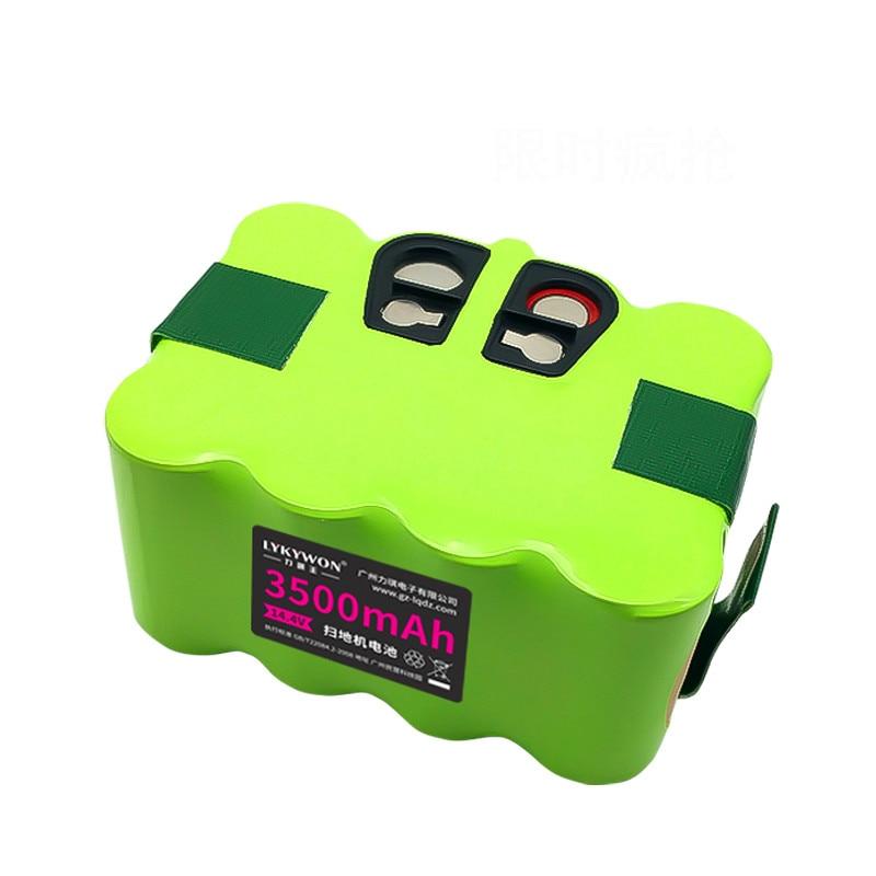 14.4 V 3500 mAh Kitfort Robotique Aspirateur Batterie remplacement pour Frezzer pc770c, PC 777B, Kitfort kt501-02 kt501-1