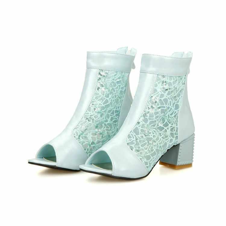 נשים סנדלי גלדיאטור אמיתי אופנה חדשה בתוספת גודל גדול 34-51 נשים נעלי סנדלי 2017 קיץ סגנון Sapato Feminino טריז 928