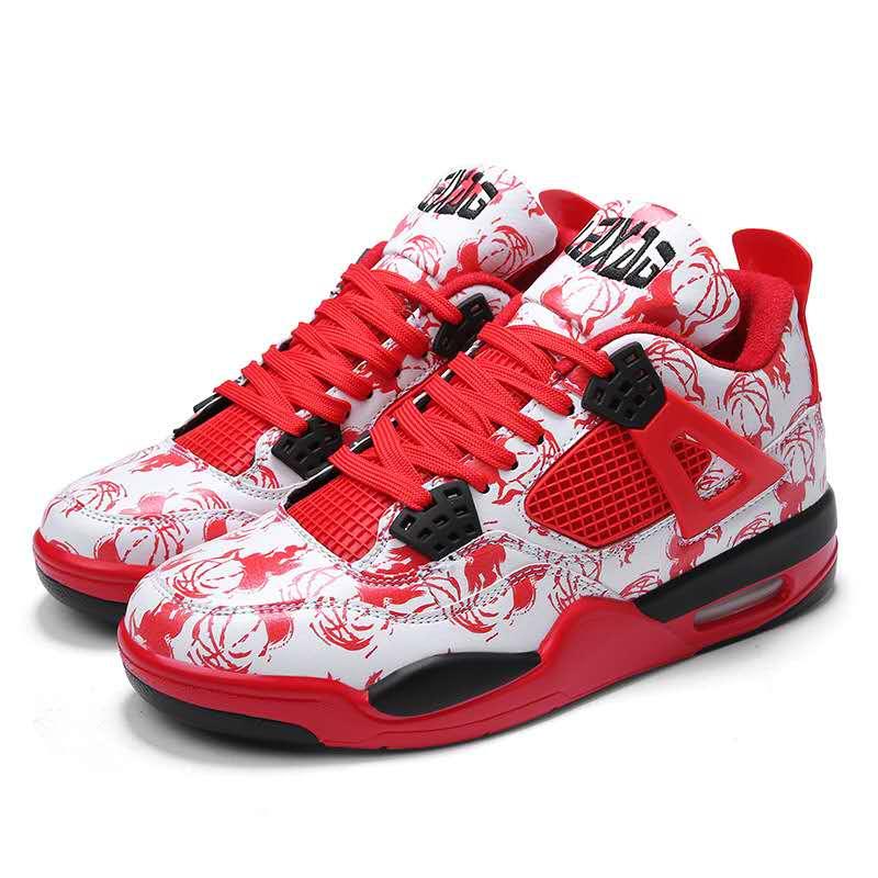 2019 nouveaux hommes chaussures de loisir à la mode baskets printemps haut Top tendance homme chaussures confortable respirant hommes chaussures de marche