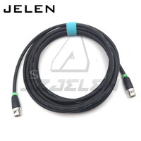 5M HD SDI Video coaxial Cable, 75 coaxial cable, 75 ohm coaxial cable CANARE LV 61S 75 OHM blue CABLE