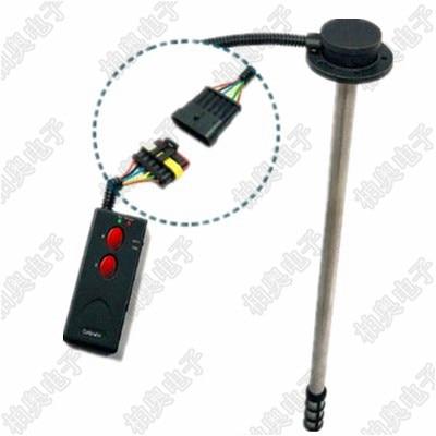 GPS Sensor Area Monitoring Oil Level Sensor For Fuel Consumption Location Capacitance Oil Sensor