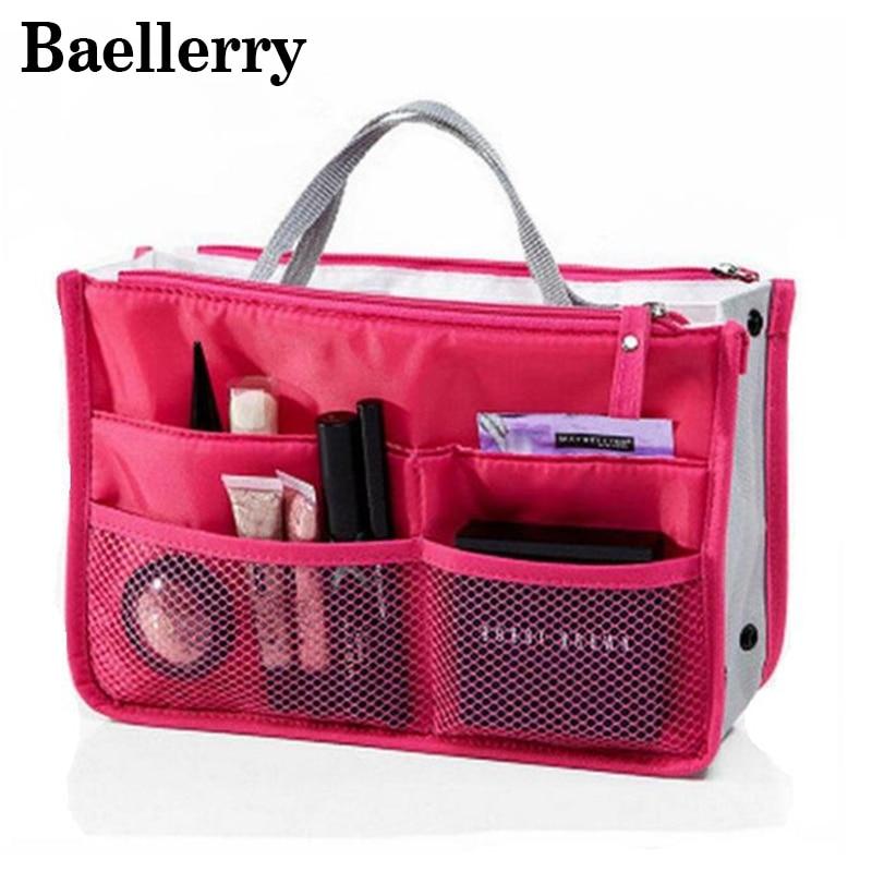 Multifunction Makeup Organizer Bag Womens