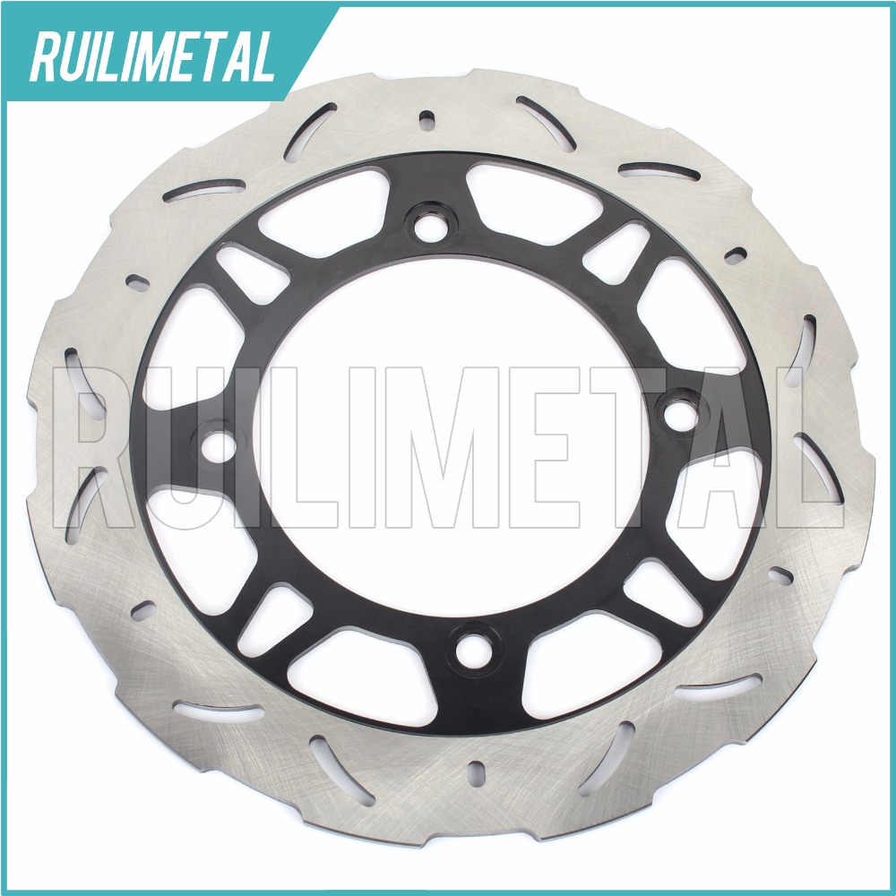 Front Brake Disc Rotor for SUZUKI AN 650 Burgman Skywave 2002 2003 02 03 2 front 1 rear sets brake pads fits suzuki burgman 650 an650 2003 2014 free shipping