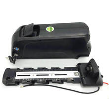 Electric bike Battery 48V 10Ah With Charger Fit 48V bbs02b 350w 500w 700w motor(China)