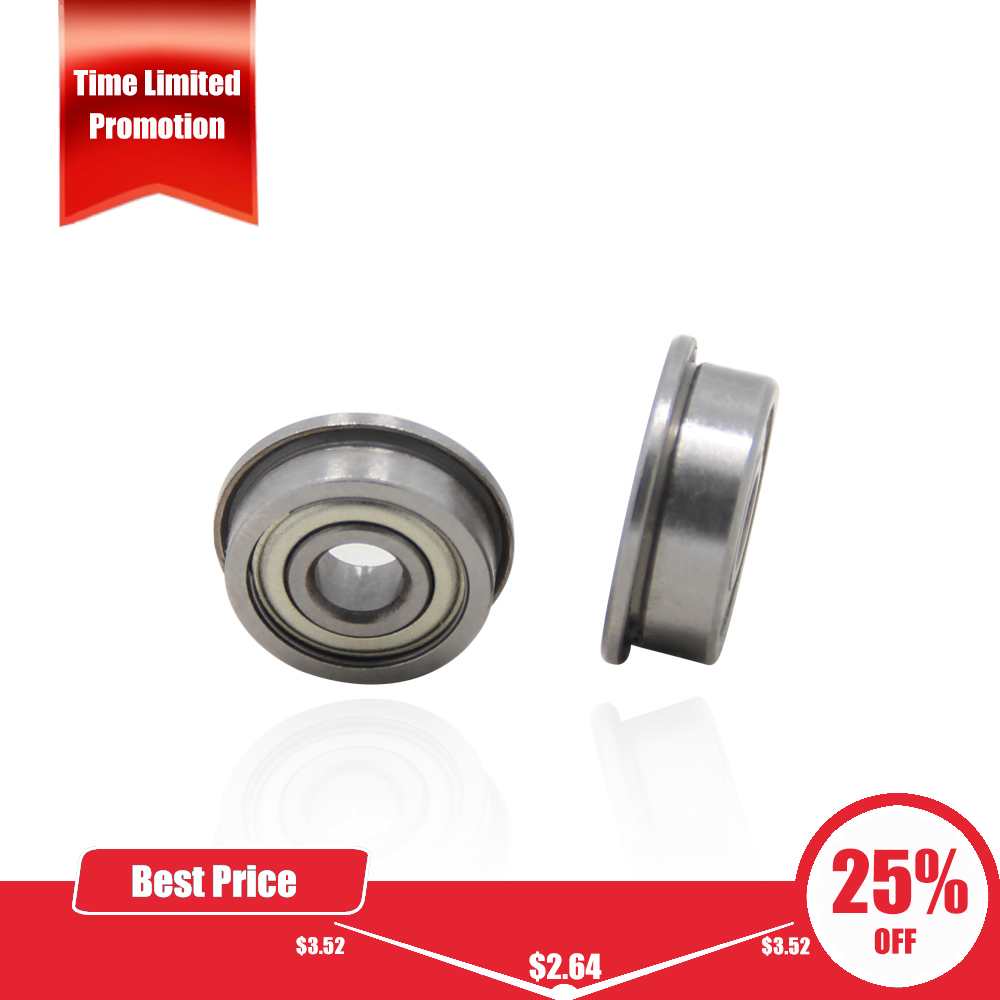 Flange Bearing F604zz F623zz F624zz F625zz F684zz F688zz 3d Printer Parts High Quality Aimsoar