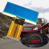 KROAK Speedometer Cluster LCD Screen Display Glass Instrument For Mercedes W203 C230 C240 C320 2001 2004