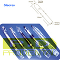 Materiais odontológicos, Multifuncionais luvas de Proteção, luvas para a peça de mão, luvas de proteção, luva descartável, 500 pçs/caixa
