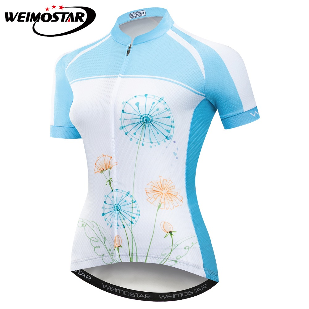 Detail Feedback Questions about Weimostar Cycling Jersey Women Downhill jersey  mtb Jersey Bicycle Short Sleeve Breathable Cycling Clothing Ropa Ciclismo  ... e10f31adb