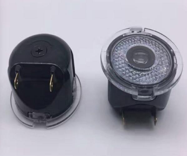 LED Side Under Mirror Puddle Light F 150 FX4 logo laser welcome font b lamp b