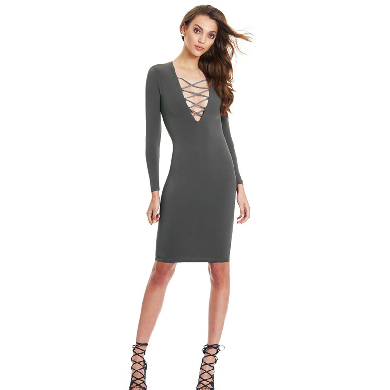 Plus size bodycon maxi dresses