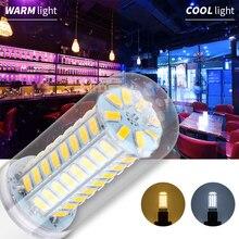 E14 Led Lamp E27 Led Corn Bulb SMD 5730 Candle Light Bulbs GU10 LED Lampada 5W 7W 9W 12W 15W 18W Indoor Lighting Decoration Home
