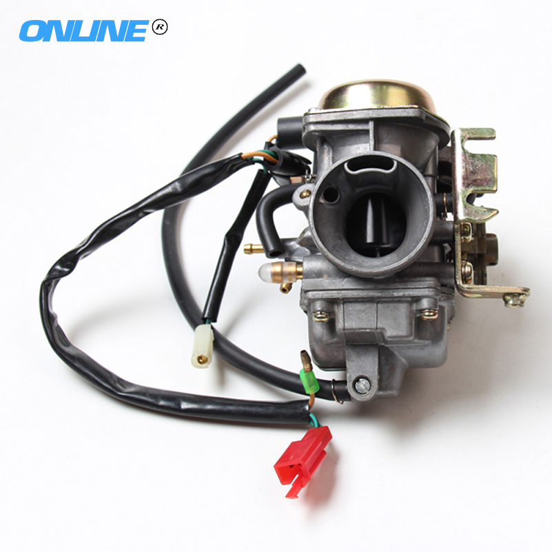 Free Shipping KEIHIN CVK 30mm Carburetor For GY6 250cc & CH CN CF250 250cc Motorcycle Water-cooled ATV, Go Kart, Moped & Scooter 125cc cbt125 carburetor motorcycle pd26jb cb125t cb250 twin cylinder accessories free shipping