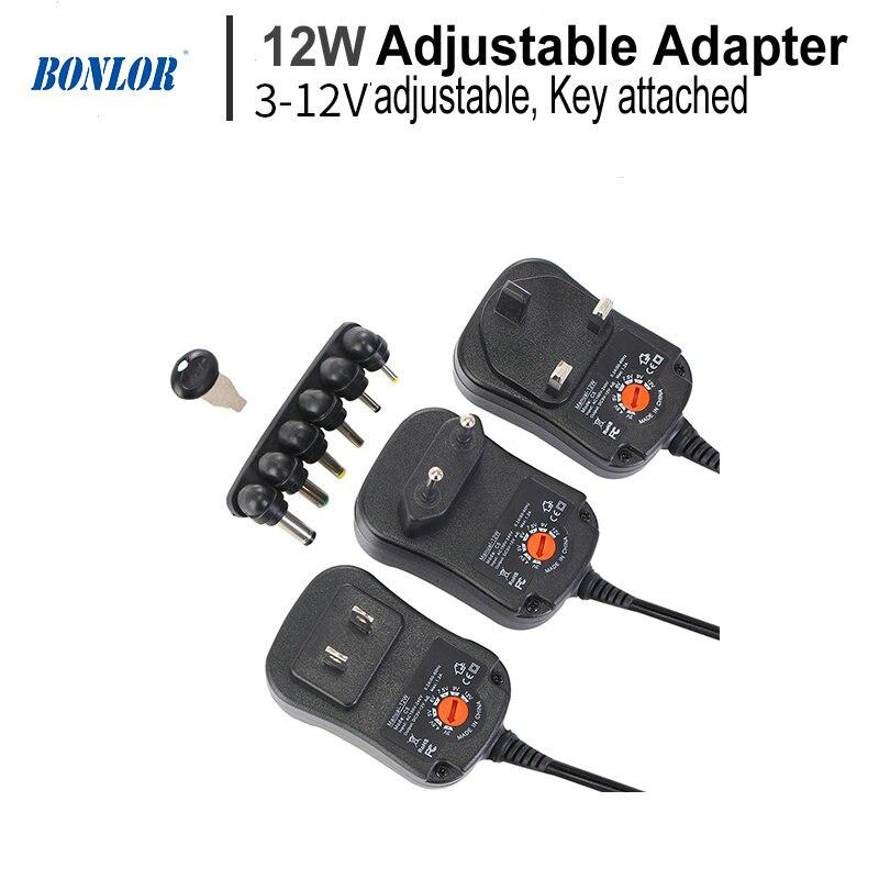 12W-AC-DC-Adapter-Adjustable-Power-Adapter-3V-4-5V-5V-6V-7-5V-9V-12V