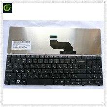 Teclado ruso para MSI CX640 CR640 CR643 CX640DX A6400 RU como en la foto