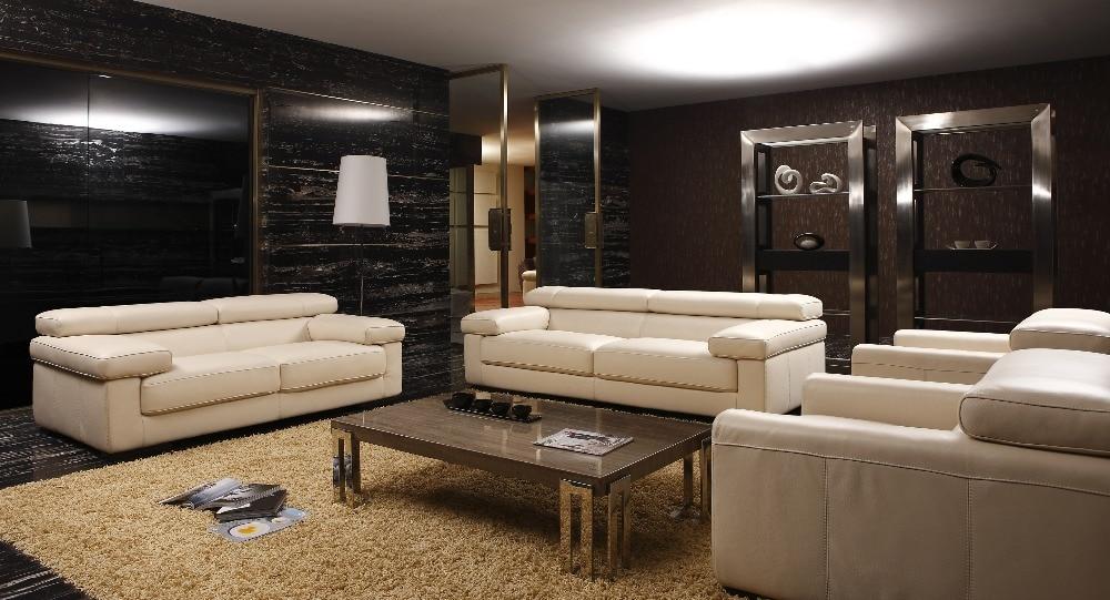 Genuine Leather Sofa Set  TheSofa