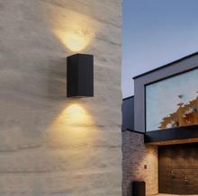 3W/6W LED Aluminum Wall Lamp Porch Light Wall Sconce Square Outdoor Waterproof Wall Light Garden Lights Modern wall lights