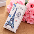 Women Purses Latest Graffiti Embossed Wallets Many European Scenery Patterns Wallets Brand Design Lady's Wallets Soft Bag Purse